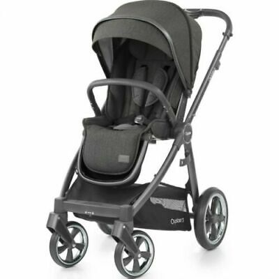 £479.99 • Buy Babystyle Oyster 3 Pushchair City Grey Chassis / Pepper £500
