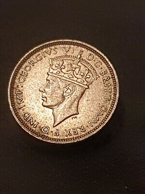 £1.99 • Buy 3 Pence British West Africa 1939 Kn Proof Coin