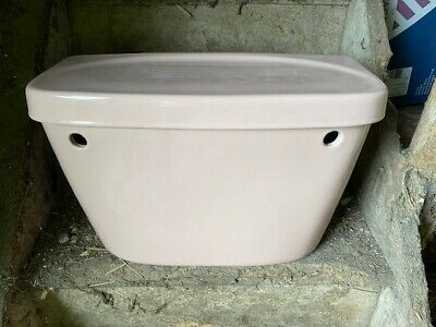 £250 • Buy Armitage Shanks, Group Low Level Cistern In Shell Pink