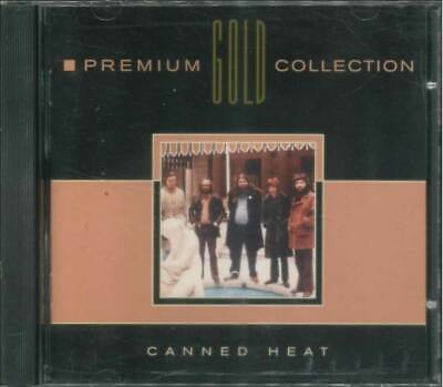 £4.71 • Buy CANNED HEAT  Premium Gold Collection  Best Of CD