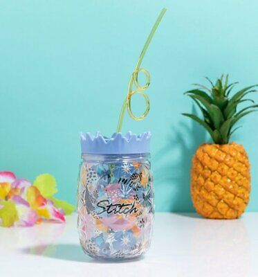 £6.99 • Buy Official Disney Lilo And Stitch Aloha Cup With Straw From Funko