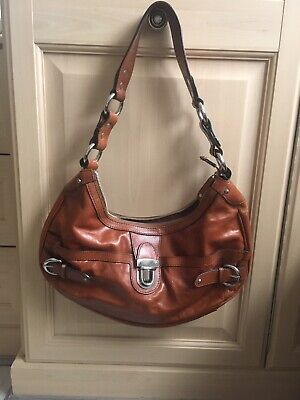 £7 • Buy M&S Autograph Brown Leather Bag