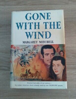 £21.94 • Buy Gone With The Wind By Margaret Mitchell 1964 Book Club Edition Hardcover Vintage