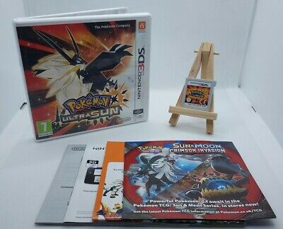 AU53.48 • Buy Pokemon Ultra Sun (Nintendo 3DS, 2017) **GC** **COMPLETE** Gaming. Collectable