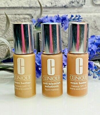 £2.99 • Buy Clinique Even Better Glow Light Reflecting Makeup Foundations  Sample,Travel 2ml