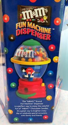 $19.99 • Buy COOL MECHANICAL FUN MACHINE M&M CANDY DISPENSER (need No Batteries) WORKS In BOX