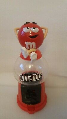 £5 • Buy M&M's Red Plastic Sweet Dispenser. Excellent Used Condition.
