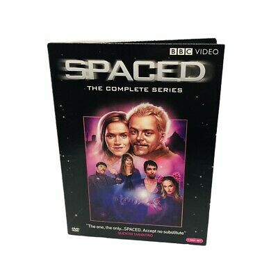 £14.15 • Buy Spaced: The Complete Series (DVD, 2008, 3-Disc Set) Simon Pegg BBC Video
