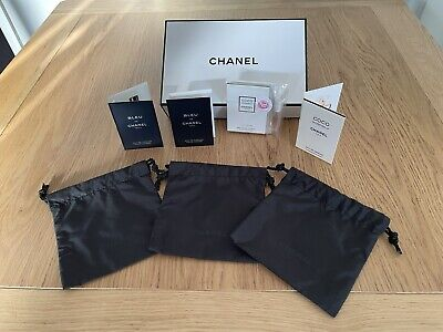 £20 • Buy CHANEL Gift Box With Fragrance Samples