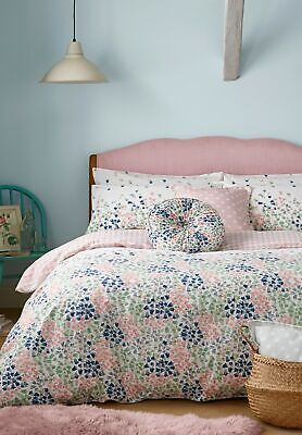 £49.99 • Buy Cath Kidston Painted Bluebell Bedding Set Pure Cotton