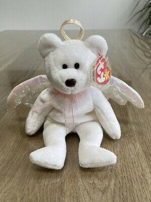 £500 • Buy TY Halo Beanie Baby RARE Brown Nose