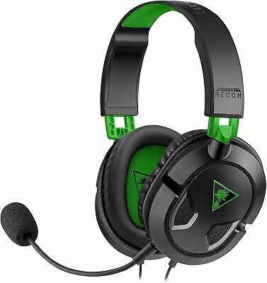 £17.99 • Buy TURTLE BEACH Recon 50X Gaming Headset For Xbox One & One S NEW BOXED Ear Force