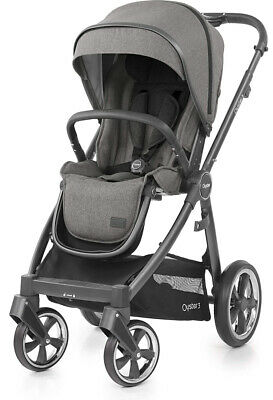 £439 • Buy Babystyle Oyster 3 Pushchair City Grey Chassis / Mercury
