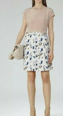£20 • Buy **New** Reiss Nelly Printed Skirt Size 8