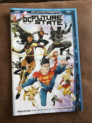 £1 • Buy DC Future State Preview Comic 1ST APPEARANCE OF YARA FLOR