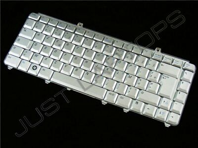 $12.85 • Buy New Genuine Original Dell XPS M1530 French Francais Silver Keyboard Clavier