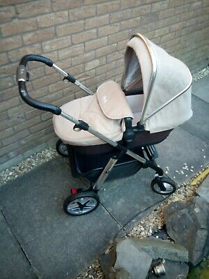 £100 • Buy Silver Cross Pioneer Travel System + Extra Red Colour Pack+ Two Liners