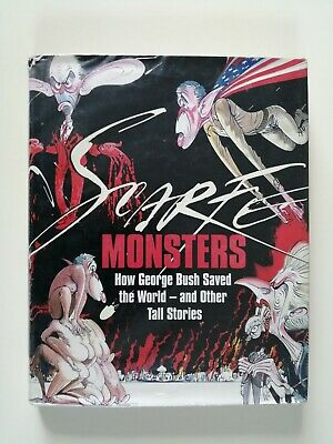 £30 • Buy Monsters By Gerald Scarfe - H/B Book (2.3 Kg) Artist For Pink Floyd's  The Wall