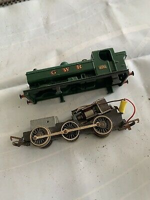 £10.50 • Buy HORNBY 8751 GWR 0-6-0 PANNIER TANK – OO MODEL TRAIN ENGINE - For Spares/Repair