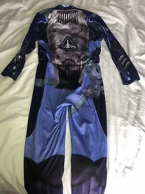 £3 • Buy Thunderbirds Kids Fancy Dress Outfit Approx Age 5-6