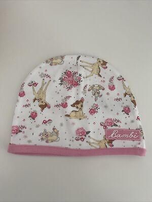 £0.99 • Buy Baby Girl Bambi Hat Size 9-12 Months