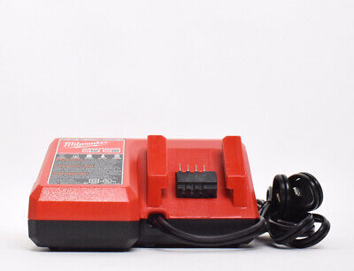 $33.50 • Buy Milwaukee M12 / M18 Lithium Ion Battery Charger - 48-59-1812