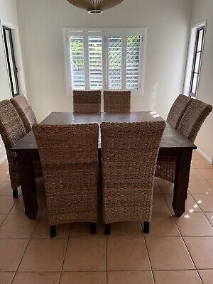 AU550 • Buy Dining Table And Chairs 8