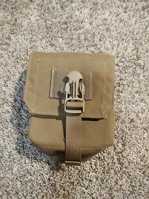 $25 • Buy Eagle Molle Coyote Brown M60 Pouch