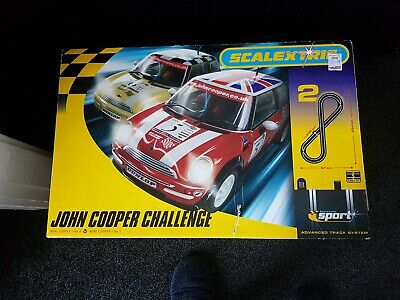 £20 • Buy Scalextric John Cooper Challenge With Minis No 1 & 2 All Complete