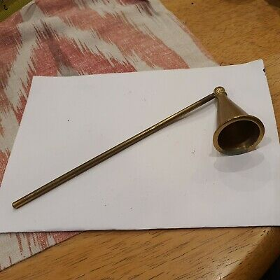 £4 • Buy Brass Candle Snuffer