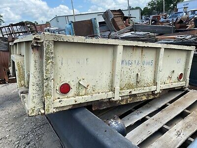 $550 • Buy M101a1 Military Trailer Bed & Tailgate