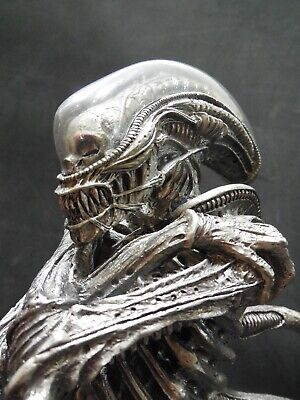 £141.59 • Buy HR Giger's Alien Director's Cut Special Edition Pewter Statue Bust Palisades New