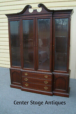 $975 • Buy 54050 HICKORY Furniture  American Masterpiece Breakfront China Cabinet Curio