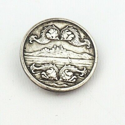 £79.99 • Buy DOVER SEA ANGLING ASSOCIATION SILVER MEDAL 1920 30g