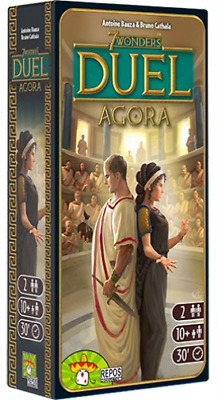$ CDN29.71 • Buy 7 Wonders Duel Agora Expansion Board Game (UK IMPORT) GAME NEW