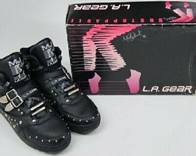 £499.99 • Buy Michael Jackson Official La Gear Unstoppable Billie Jean Shoes New In Box Rare