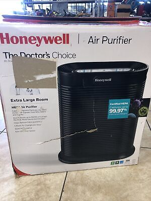 £156.61 • Buy Honeywell HPA300 Remover Air Purifier Doctor's Choice Extra Large Room Black