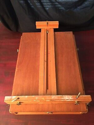 $100 • Buy Vintage MABEF Travel Easel Made In Italy
