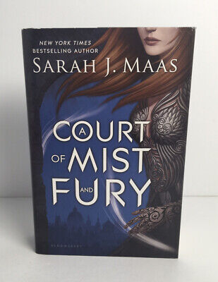 $124.99 • Buy A Court Of Mist And Fury By Sarah J. Maas *Original Cover* Hardcover ACOMAF