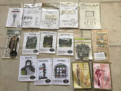 £30 • Buy Heartfelt Creations, Stamps Away Collection, Jane Shasky Stamps, Flower Soft,