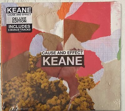£4.99 • Buy Keane Cause And Effect - Deluxe (CD-Digipak) New Sealed