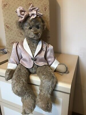 £24.99 • Buy Gund - Barton's Creek Collection - Jointed Teddy Bear - Angela - Boxed
