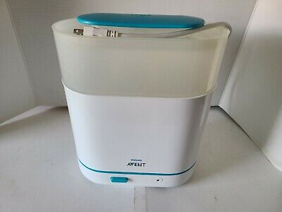 AU30.61 • Buy Philips Avent 3-in-1 Electric Steam Sterilizer For Baby Bottles