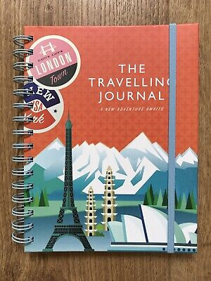 £3.49 • Buy Paperchase The Travel Journal - Brand New And Unused