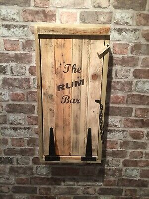£50 • Buy Wooden Outside  Drinks Bar. Rum Bar. Can Be Made For Whiskey, Wine Or Gin.