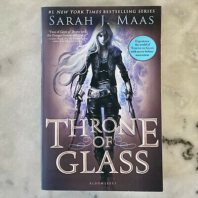 $4 • Buy Throne Of Glass - Paperback By Sarah J. Maas