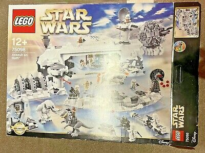 £389.99 • Buy LEGO Star Wars 75098  ASSAULT ON HOTH  (UCS) Ultimate Collectors COMPLETE