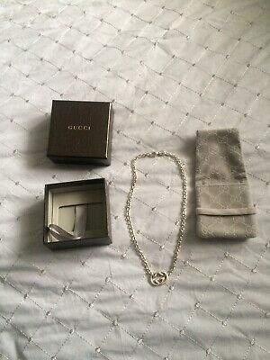 £200 • Buy Womens Genuine Gucci Necklace Bnwot