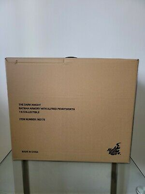 $ CDN943.52 • Buy Hot Toys Armory With Alfred And Batman