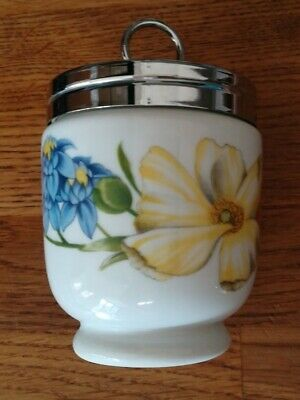 £20 • Buy Egg Coddler Royal Worcester PERSHORE PATTERN King Size EXCELLENT CONDITION